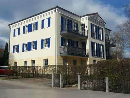 Gepflegte 3-Zimmer-Wohnung mit Balkon und Einbauküche in Geisenfeld