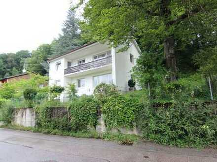 Freistehendes Einfamilienhaus in ruhiger Waldrandlage von Aßling