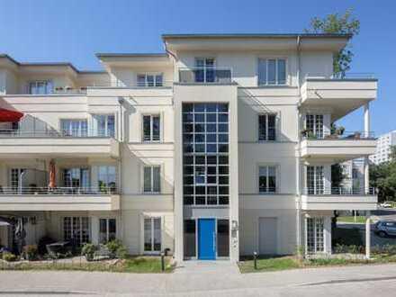 Neubau 3-Zimmer-Wohnung in Potsdam mit Balkon und Fahrstuhl