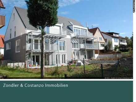 Exklusive 4,5-Zi.-Maisonettewohnung * 2015 kernsaniert * großer Balkon*Garage