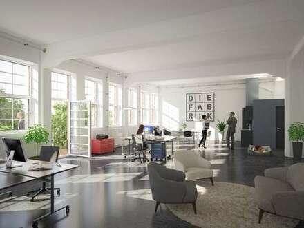 """210qm hochinnovative Büro- und Gewerbelofts in der """"FABRIK"""""""