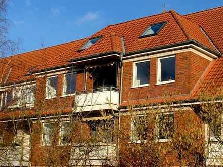 vermietete 4-Zimmer-ETW in ruhiger Wohnanlage und doch zentral in Pampow