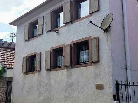 Kleines Wohn- oder Ferienhaus in NW-Hambach
