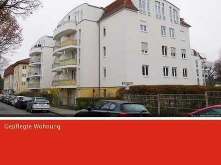 AREAS: Gepflegt und gut gelegen. Freundliche ETW in Dresden-Cotta zu verkaufen. Bezugsfrei!