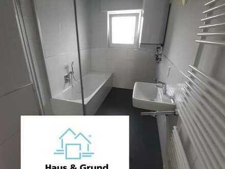 Haus & Grund Immobilien GmbH - frisch sanierte 4 ZKB mit Einbauküche und Balkon in Eppelheim