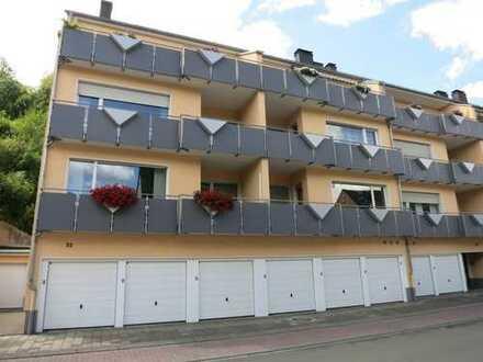 Eigentumswohnung in gepflegtem Mehrfamilienhaus