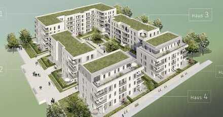 Erstbezug: schöne 4-Zimmer-Wohnung in Heidelberg Bahnstadt