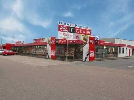 Edingen-Neckarhausen: Großzügige Verkaufsfläche in gut frequentierter Lage (# 2041b)