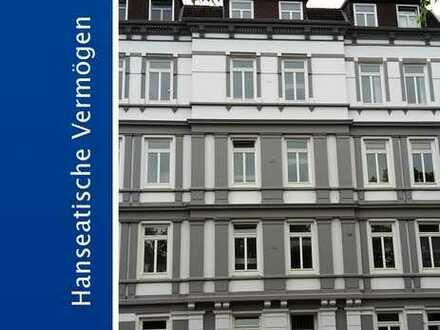 Kiel - Düsternbrook - attraktive Erdgeschosswohnung mit Balkon und Blick ins Grüne