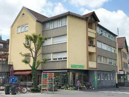 +++ 4 Wohnungen und 2 Ladeneinheiten zentral in Murrhardt +++