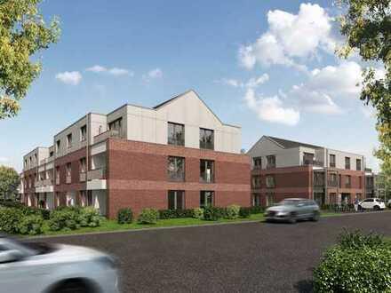 Neubauwohnung mit WBS in Meerbusch-Osterath