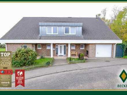 Großes, freistehendes Einfamilienhaus mit Einliegerwohnung in Wachtberg - Verkauf im Gebotsverfahren