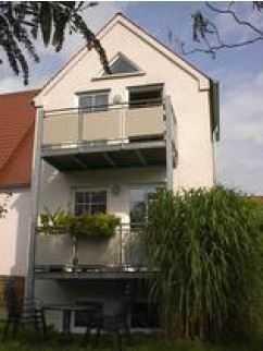 Idyllische Wohnung mit Garten - ideal für 2 Personen