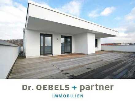 Exklusives Penthouse mit beeindruckender Dachterrasse im Kölner-Süden...