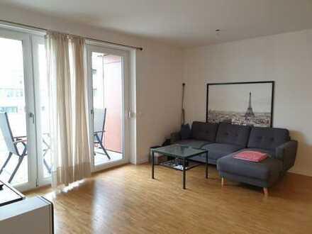 Schöne 2-Zimmer-Wohnung Neubau mit Balkon und Einbauküche in Ludwigshafen am Rhein
