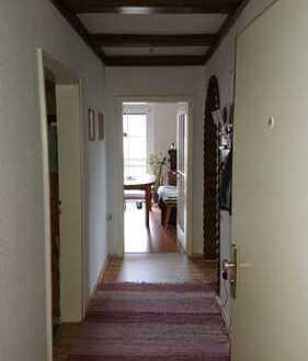 Günstige 3-Zimmer-Wohnung mit Balkon und EBK in Bärnau / Altglashütte