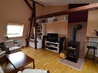 10m² Zimmer in luxuriöser Dachgeschoss-WG mit großem Wohnzimmer