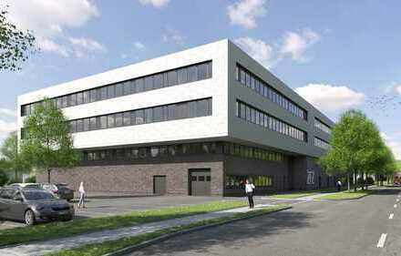 Ab 2020 - Hightech hinter der Stadtgrenze - ZfZ Zentrum für Zukunftstechnologien
