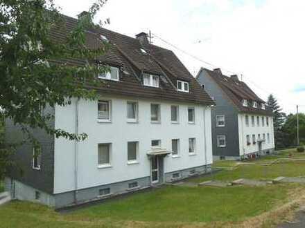 gemütliche und gut aufgeteilte Wohnung mit großer Wohnküche in Tallage von Kreuztal