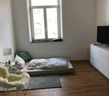 Unmöbliertes Zimmer in der Innenstadt