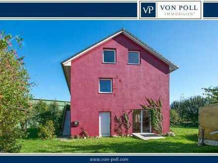 VON POLL WANKENDORF: Wohnen und Arbeiten unter einem Dach