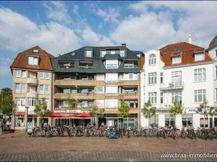 Großzügige Räume für Büro/Geschäftsstelle in der Oldenburger Innenstadt