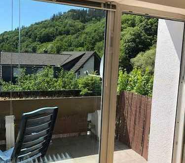 Herdorf-Stadtmitte, super geschnittene 4-Zimmer Wohnung m. gr. Balkon