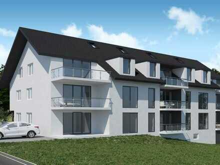 NATUR TRIFFT KOMFORT | Neubau FORET | Urlaub & Wohnen ! Provisionsfrei! Whg 6