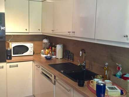 Vollständig renovierte 3-Raum-EG-Wohnung mit Balkon und Einbauküche in Diepholz