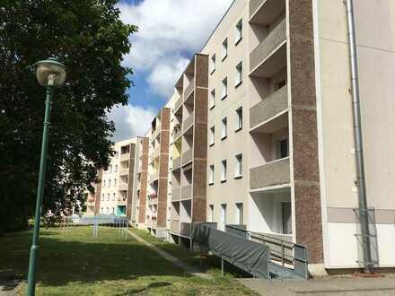3 Zimmer Wohnung mit Weitblick u.Balkon