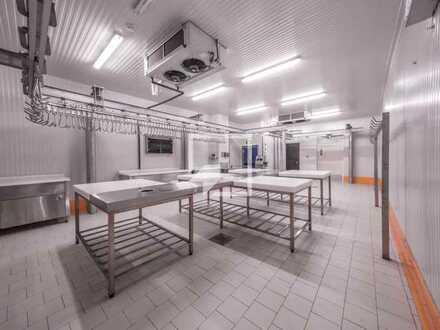 Flexibel nutzbare Kühlräume mit Büro und Lagerflächen im Landkreis Neustadt/Aisch