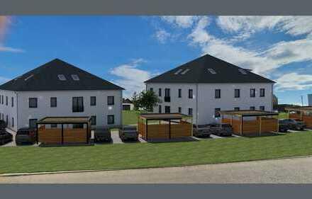 Traumhaft gelegene NEUBAU-Wohnung in Neumarkt / KfW-55