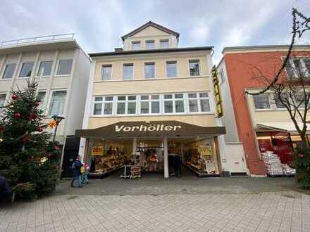 Gewerbeeinheit mit großer Verkaufsfläche auf 2 Ebenen in 1A-Lage von Bad Oeynhausen