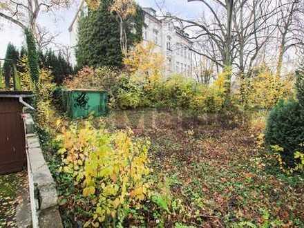 Beschaulich und gut angebunden: Vollerschlossenes Grundstück mit Altbestand in Dortmund-Oespel