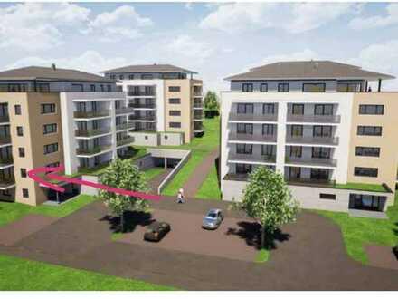 Erstbezug: schöne 3-Zimmer-EG-Wohnung mit EBK und Balkon in Schwendi