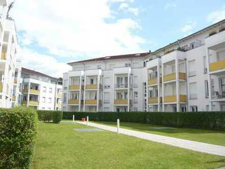 Schöne, helle 3-Zimmer-Wohnung mit Balkon und EBK in Lustnau