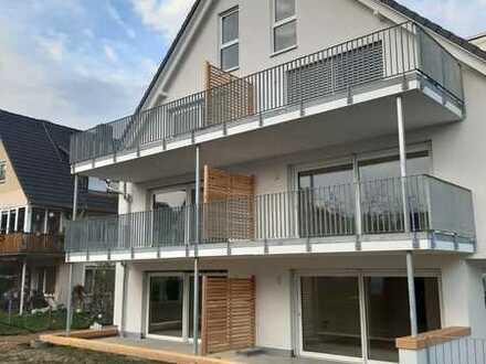 Erstbezug: sonnige 3-Zimmer-Wohnung mit Einbauküche und Balkon in Leinfelden-Echterdingen