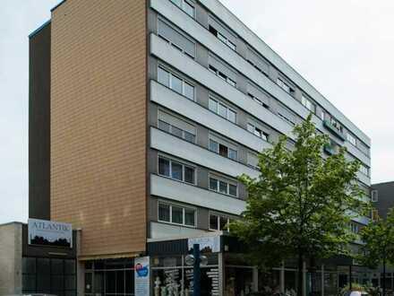 Parkhaus im Zentrum Ludwigshafen