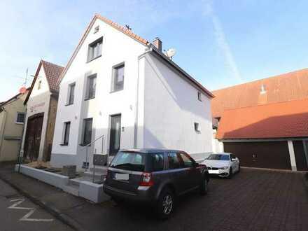 Modernisiertes Wohnhaus mit ELW in Innenstadtlage von Ehingen!