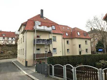 INVESTMENT! Saniertes Mehrfamilienhaus mit 9 Einheiten im ruhigen Dorfkern von Naußlitz!