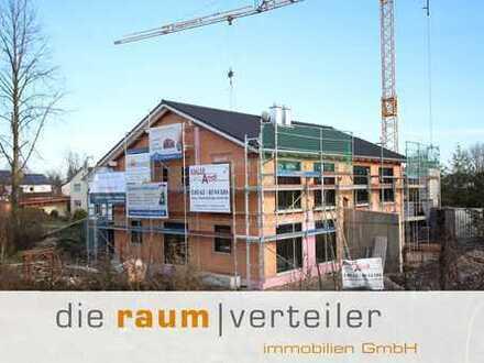 Alpiris Neubau DHH mit hochwertiger Ausstattung, Garage & Stellplatz, bezugsfertig Frühjahr 2019