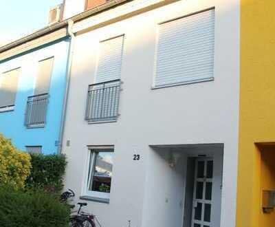 Reihenmittelhaus in Oberreut, 1.300 €, 120 m², 5 Zimmer