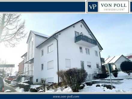 Stadtleben und Landleben vereint - lichtdurchflutete Dachgeschosswohnung in Preisenberg - Kumhausen!