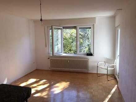 WG Zimmer - in 3er Studenten-WG - Balkon - Stadtzentrum - 24 qm -