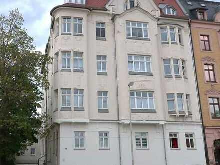Renditestarke 3-Zimmer-Wohnung in ruhiger, zentraler Lage von Zwickau