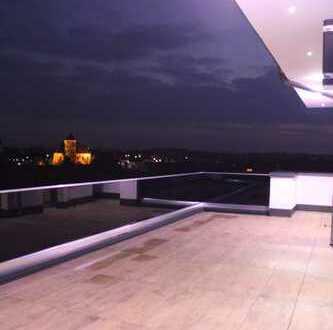 Penthouse** Grandioser Ausblick mit ca. 150 qm Wohnfläche ( inkl. Terrasse) KfW55