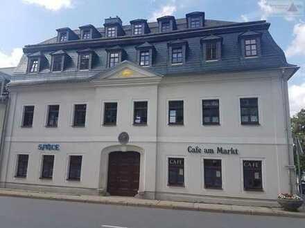 Gewerbeeinheit am Markt der Stadt Scheibenberg zu verkaufen!
