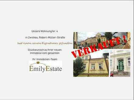 2 Zimmer - Nebenkosten zahlt Verkäufer -Top - City - vermietet- renoviert
