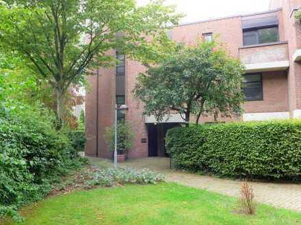 Charmantes 2 Raum Apartment mit toller Raumaufteilung, beidseitigen Loggien sowie TG-Stellplatz