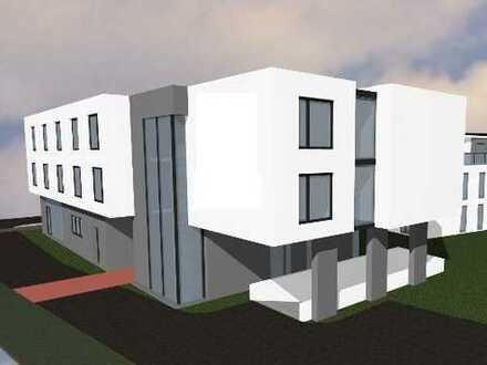 Gewerbegrundstück mit Baugenehmigung für Hotel/Büros/Praxen
